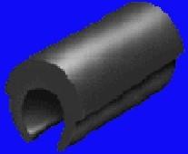Universalreiter schwarz Matrize 6 Stk