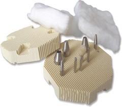 Brennträger-Set für Metallkeramik