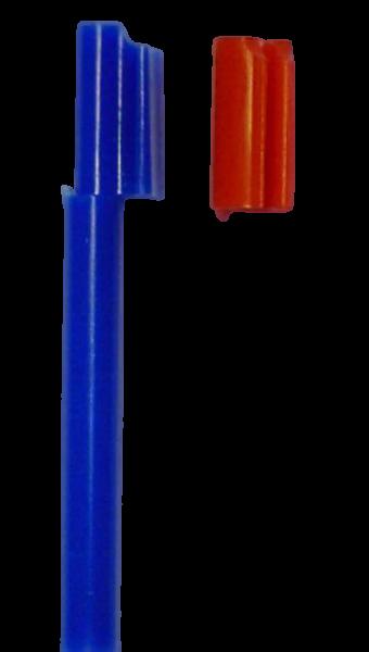 Simplex-RS-Geschiebe / 2 Patrizen und 2 Matrizen