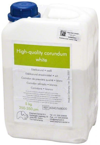 Edelkorund Weiß 5 kg