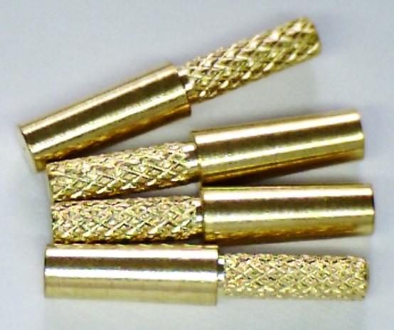 Konische Rundpins 14mm - 1000 Stück