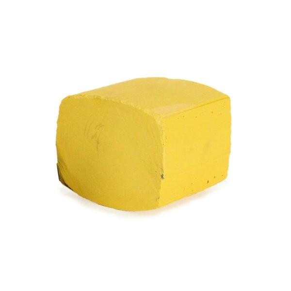 Polierpaste gelb