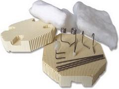 Brennträger-Set für Vollkeramik