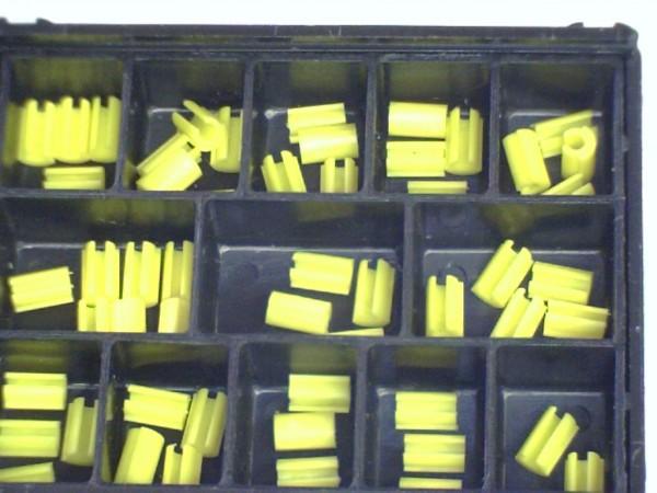 Universalreiter gelb 50 Stk