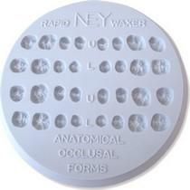Ney Rapid Waxer, Silikonplatte